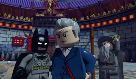 El tiempo y el espacio iniciarán la aventura del Dr. Who en LEGO Dimensions