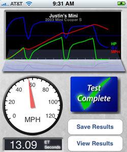 Dynolicious, otra increible aplicación para iPhone y Touch