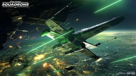 Las impresionantes batallas espaciales de Star Wars: Squadrons en un completo gameplay de 15 minutos