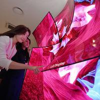 LG presenta en el CES 2019 un panel 8K de 88 pulgadas con soporte para audio Dolby Atmos 3.2.2