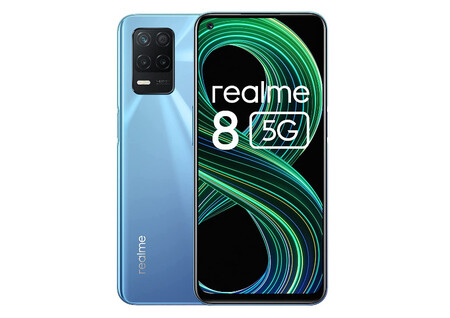 Realme 8 5g Blue 2