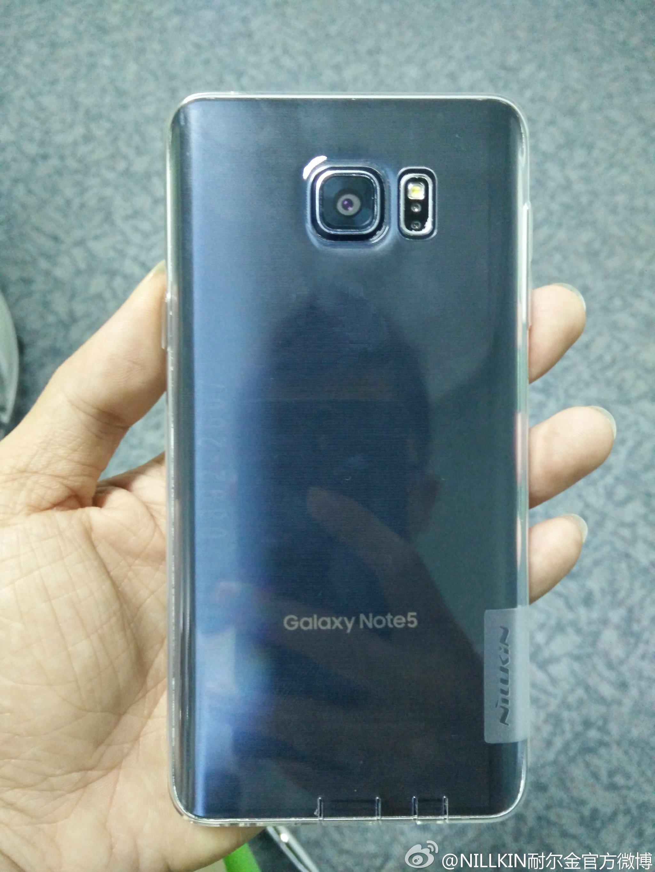 Foto de Galaxy Note 5, imágenes filtradas (1/6)