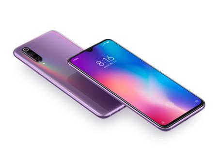 Xiaomi Mi 9 Oficial Acabado Trasero