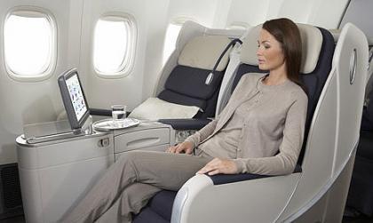Vacaciones de Lujo: L´espace Affaires de Air France