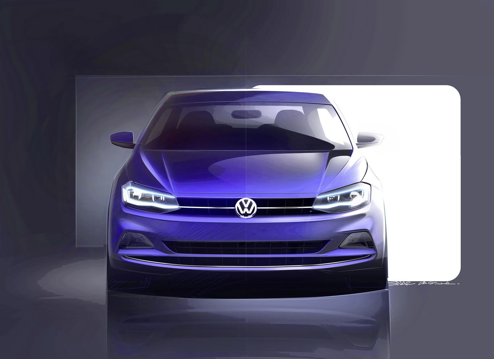 Foto de Volkswagen Polo 2018 (43/51)