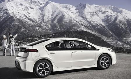 Opel Ampera: coche del año 2012 en Europa
