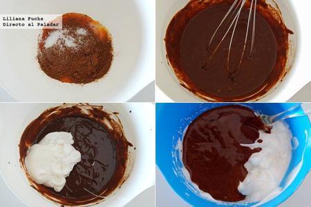 Pastel Chocolate Sinharina Pasos