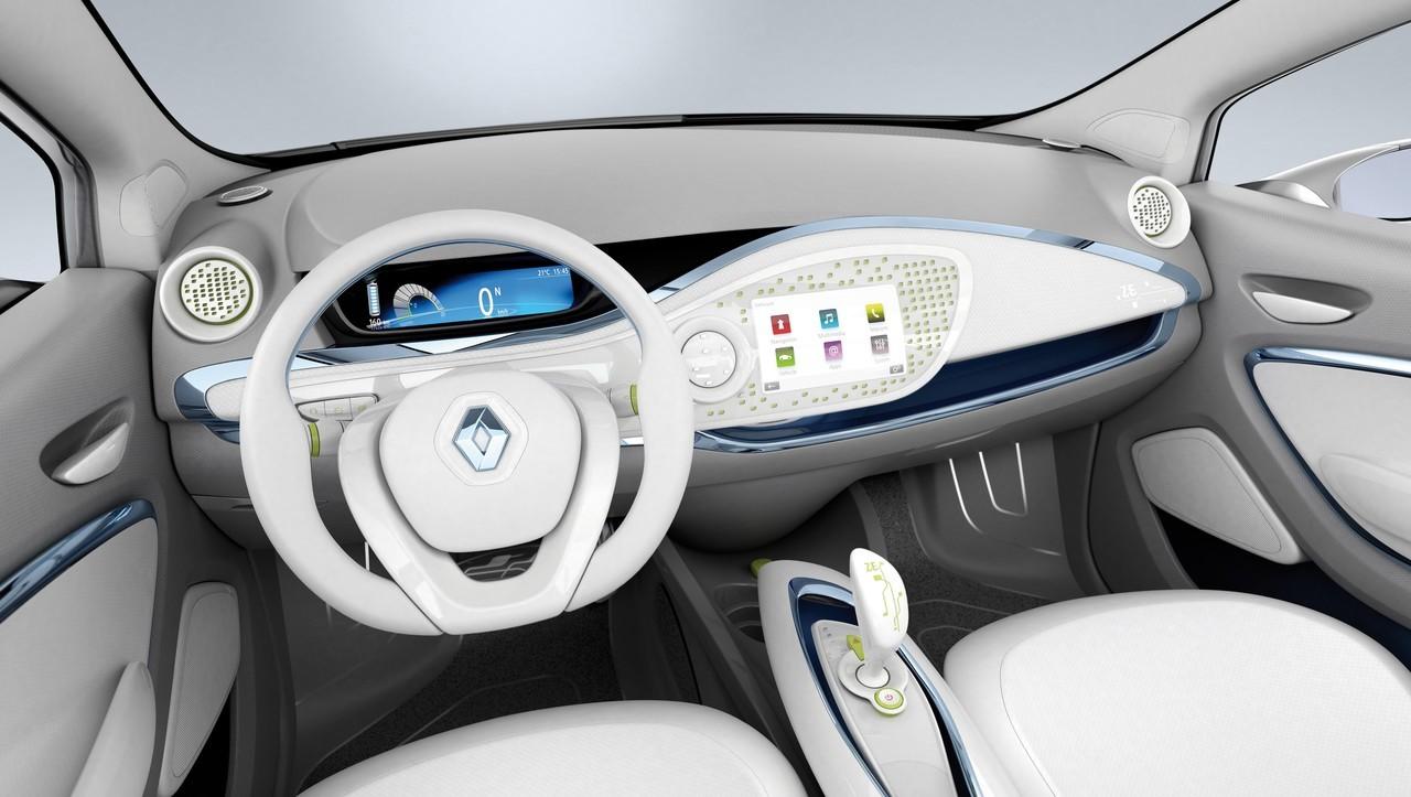 Foto de Renault ZOE Preview (15/16)