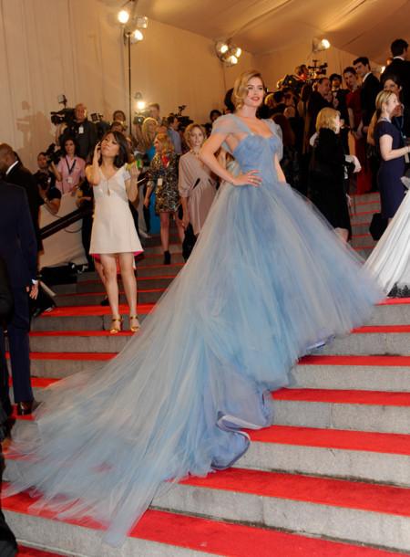 Peores looks peor vestidas Costume Insitute MET Gala Doutzen Kroes Zac Posen