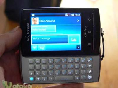Sony Ericsson Xperia X10 Mini y Mini Pro, primeras impresiones