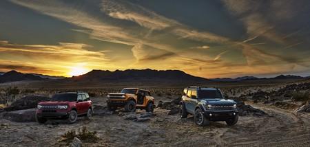 ¡Ya está aquí! El mítico Ford Bronco recupera el espíritu de los 4x4 puros con dos carrocerías y hasta 314 CV