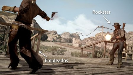 Rockstar recorta la plantilla de su estudio de San Diego tras el buen trabajo en 'Red Dead Redemption'