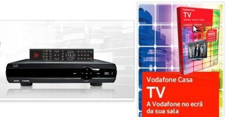 Vodafone Internet TV, el centro multimedia vía ADSL