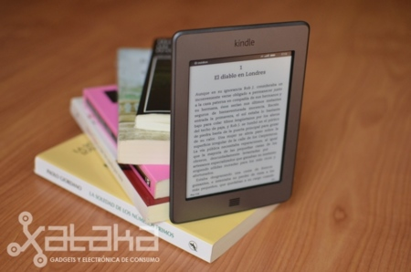 Kindle Touch, análisis