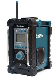 Makita MR100, la radio todoterreno