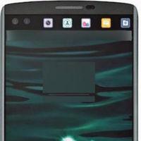 """LG V10, así es el smartphone """"con dos pantallas"""" que prepara LG"""