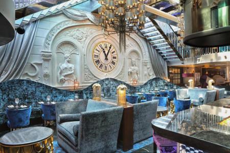 21 restaurantes con los interiores más sorprendentes del momento