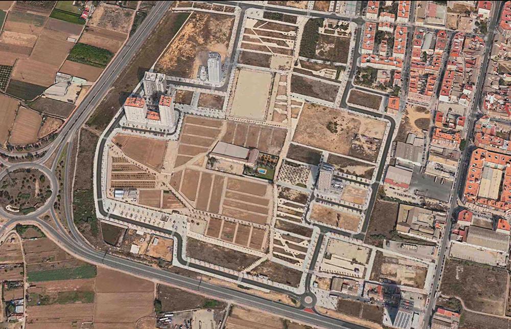 Vista Aerea Sociopolis
