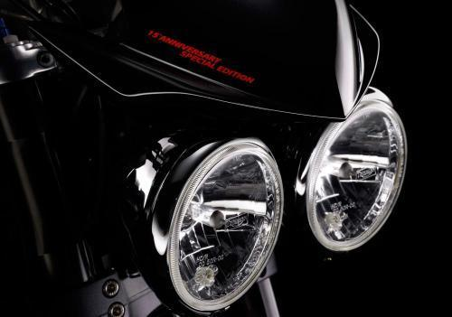 Triumph Speed Triple 15 Aniversario