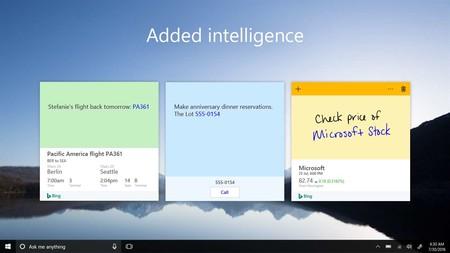 Los integrantes del anillo Skip Ahead ya pueden acceder a todas las novedades que estrena Microsoft Sitcky Notes