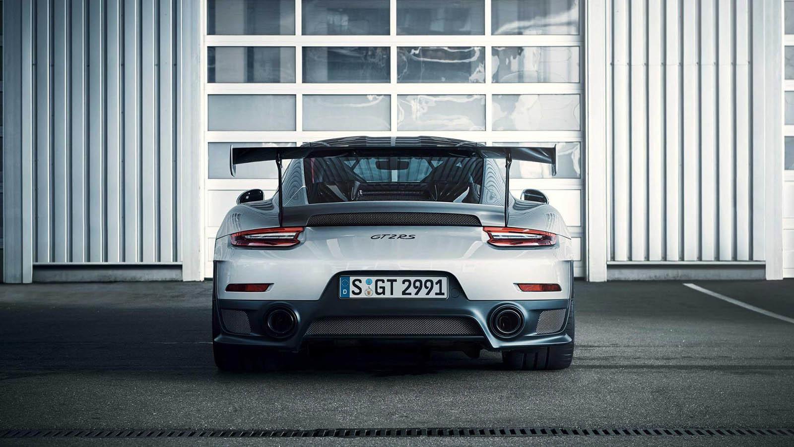 Foto de Porsche 911 GT2 RS filtraciones (4/8)
