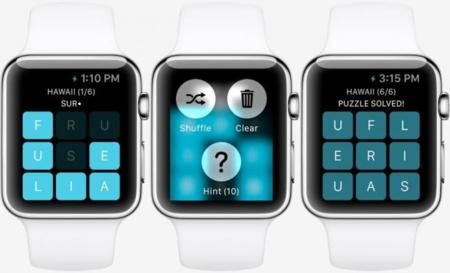 El primer juego de terceros para el Apple Watch está siendo creado por Nimblebit