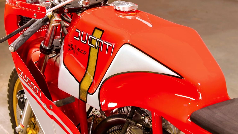 Foto de Ducati NCR 900 1978 (10/11)
