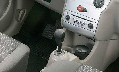 Caja robotizada para el Renault Modus