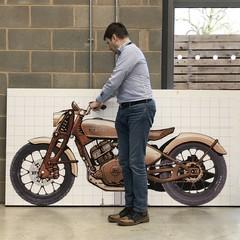 Foto 30 de 81 de la galería royal-enfield-kx-concept-2019 en Motorpasion Moto