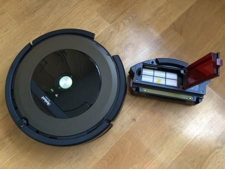 Roomba 896 Filtro