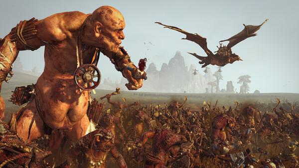Total War: Warhammer recibe Sangre para el Dios de la Sangre, un DLC tremendamente violento