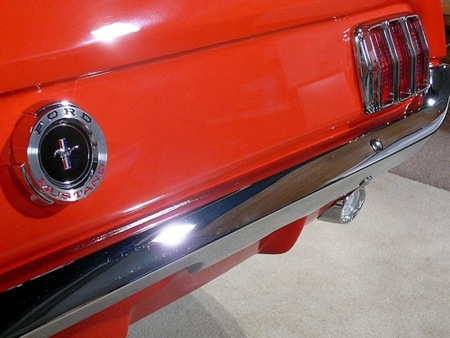 Billar Ford Mustang