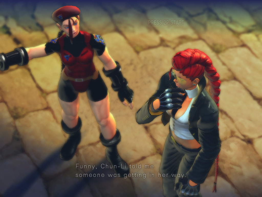 'Street Fighter IV' mods de personajes
