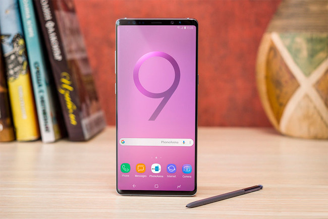 Samsung Galaxy Note 9 más rumores