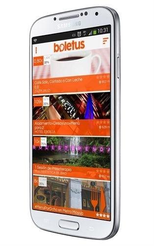 ¿Conoces la app Boletus? 20.000 usuarios en Euskadi que ahorran