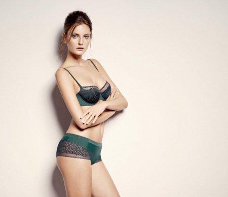 Gemma Otoño-Invierno 2011/2012: estilo minimalista en ropa íntima