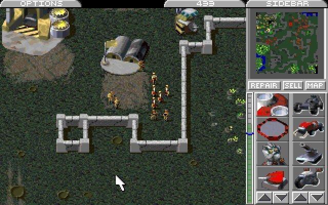 Command & Conquer (Westwood Studios, 1995)