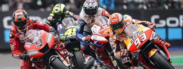 Marc Márquez es el deseado de un mercado loco de MotoGP ante el dilema de Yamaha y la regeneración de Ducati