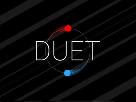 Duet, un juego de supervivencia y habilidad