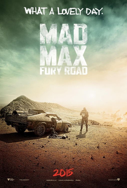 Foto de 'Mad Max: Fury Road', carteles (1/5)