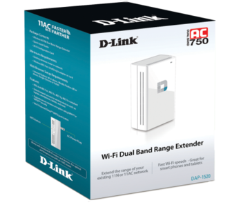 D-Link DAP-1520, extensor de redes WiFi N y AC