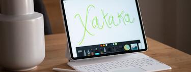 Apple iPad Pro 2021 (M1), análisis: nunca un tablet quiso ser tanto un portátil