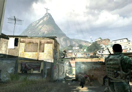 'Modern Warfare 2' en sesenta segundos