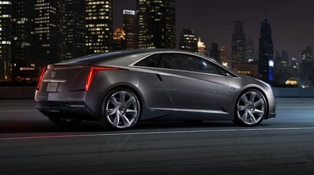 El Cadillac Converj ELR costará menos que el Tesla S