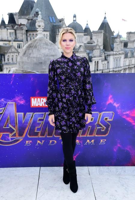Scarlett Johansson Los Vengadores 3