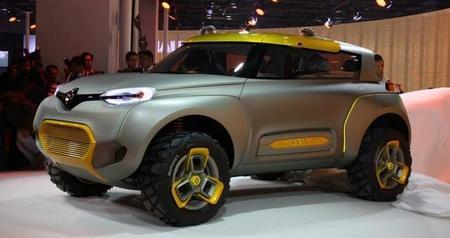 Renault KWID buggy car concept