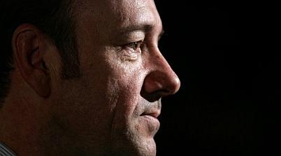 Kevin Spacey, psiquiatra enganchado a la hierba en 'Shrink'