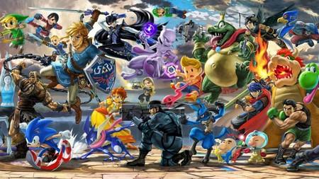 Super Smash Bros. Ultimate ha vendido más de 12 millones de unidades en menos de un mes