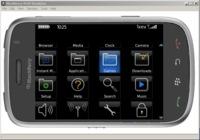 Emuladores de teléfonos: Storm, Bold y 5800