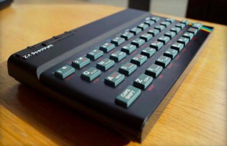 El ZX Spectrum vuelve a la vida en forma de teclado Bluetooth